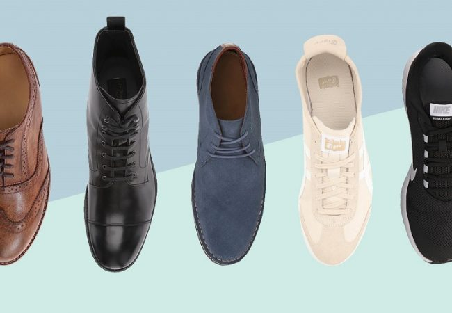 Men's wardrobe essentials- Shoes that every man should own