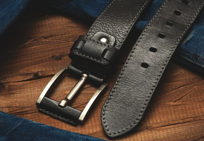 Choose The Right Belt For Your Man